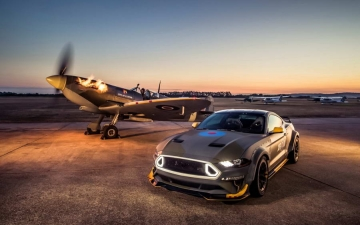Ford Mustang 10 Mil 10