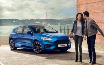 New Ford Focus  10