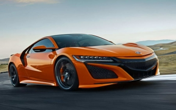 Honda NSX renewed 11