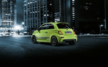 New Abarth 595 series 15