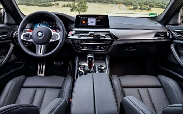 BMW M5 competition_ 11