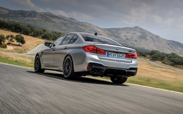 BMW M5 competition_10