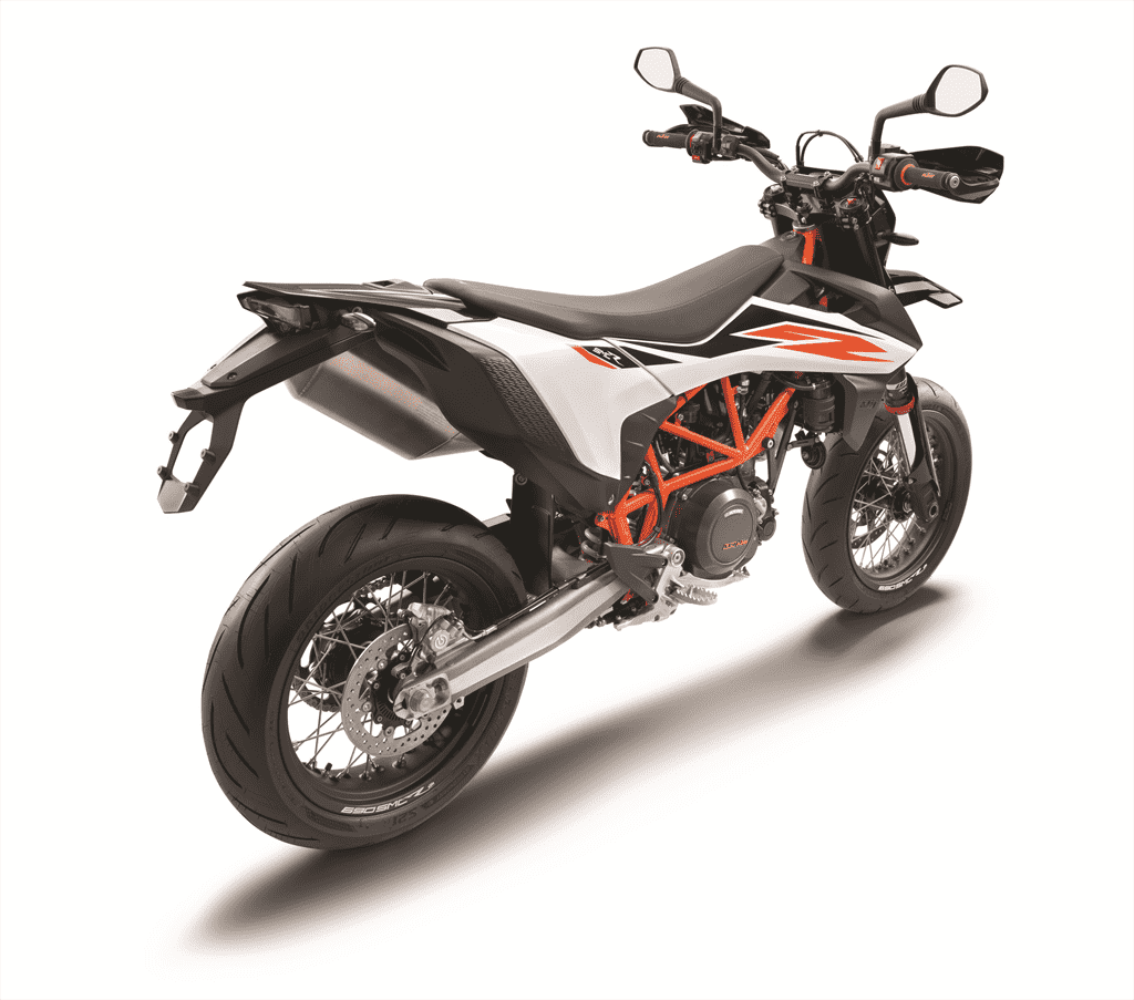 KTM 690 SMC R_rear ri MY2019