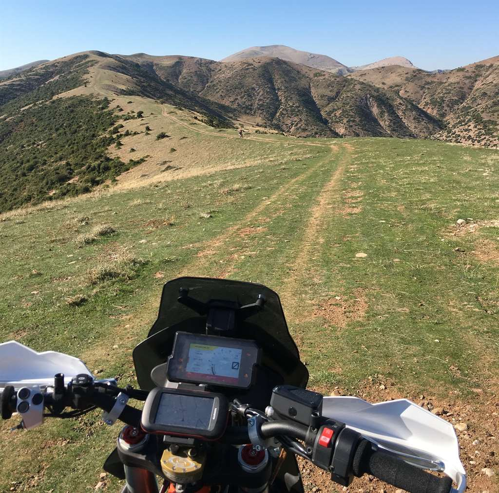 2020 European KTM ADVENTURE RALLY, Greece (3) new