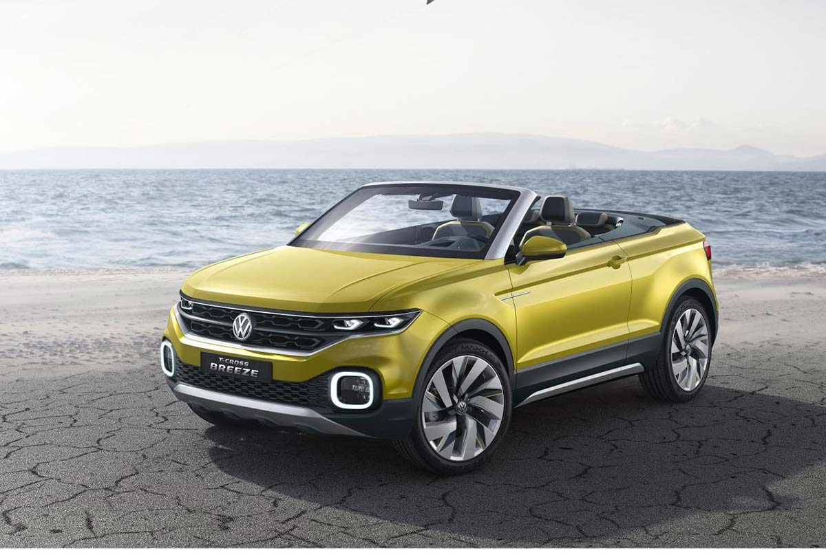 VW T-Cross Breeze