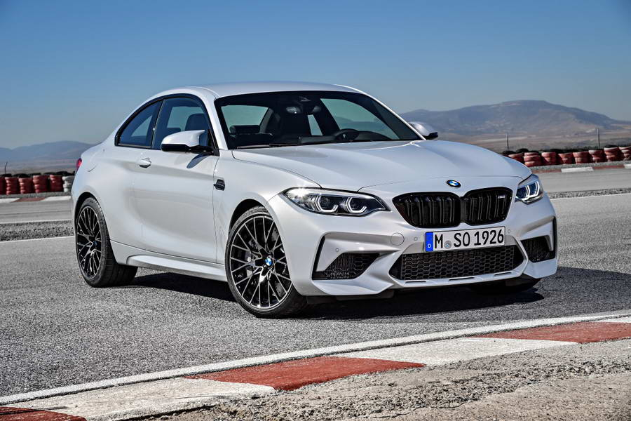 Νέα BMW M2 Competition