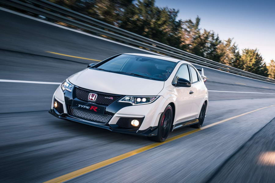 Honda Civic Type R με 320 PS & 400Nm ροπή