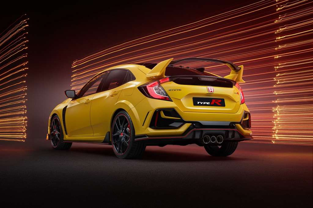 Honda Civic Type R Limited Edition 320ps