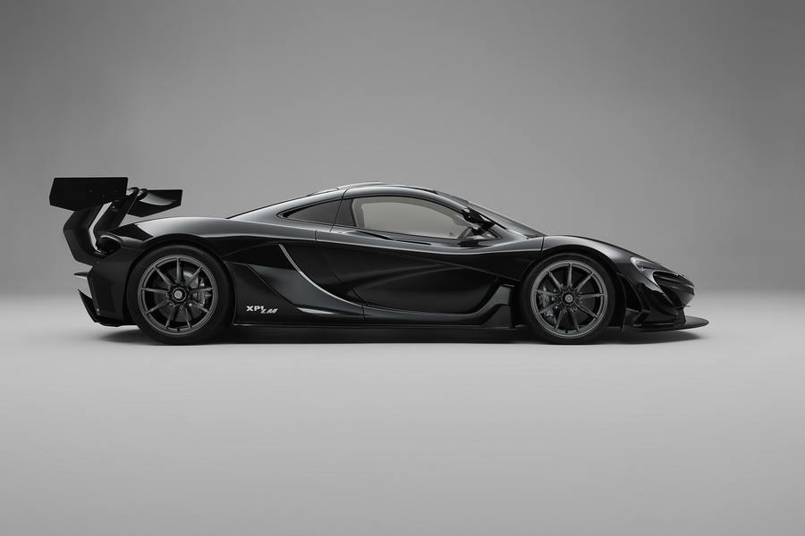 Mc Laren XP1LM