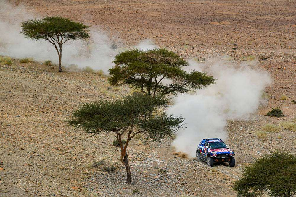 Rally Dakar 2020    stage8