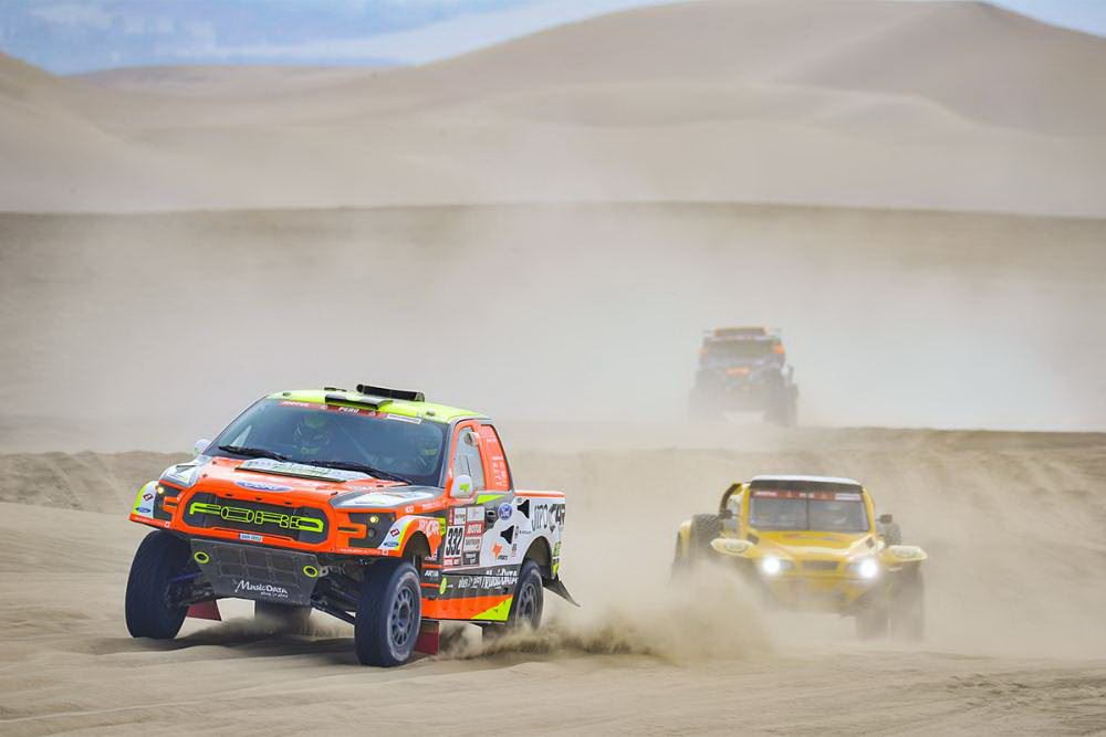 Rally Dakar 2019 Stage 9 Pisco - Pisco