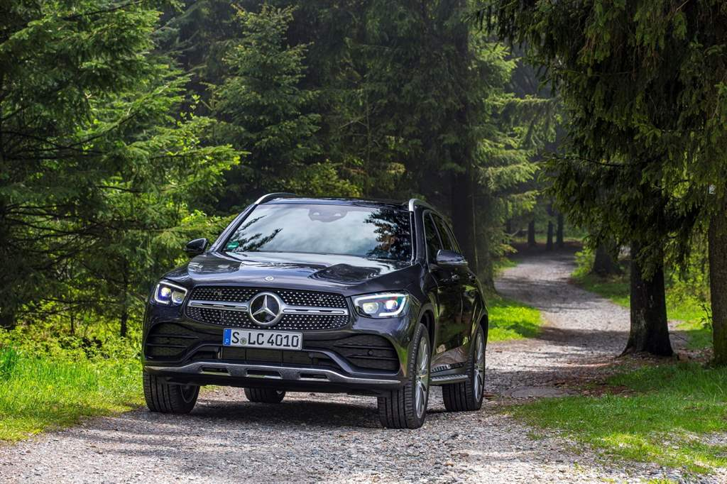 Mercedes-Benz GLC 300de 4MATIC