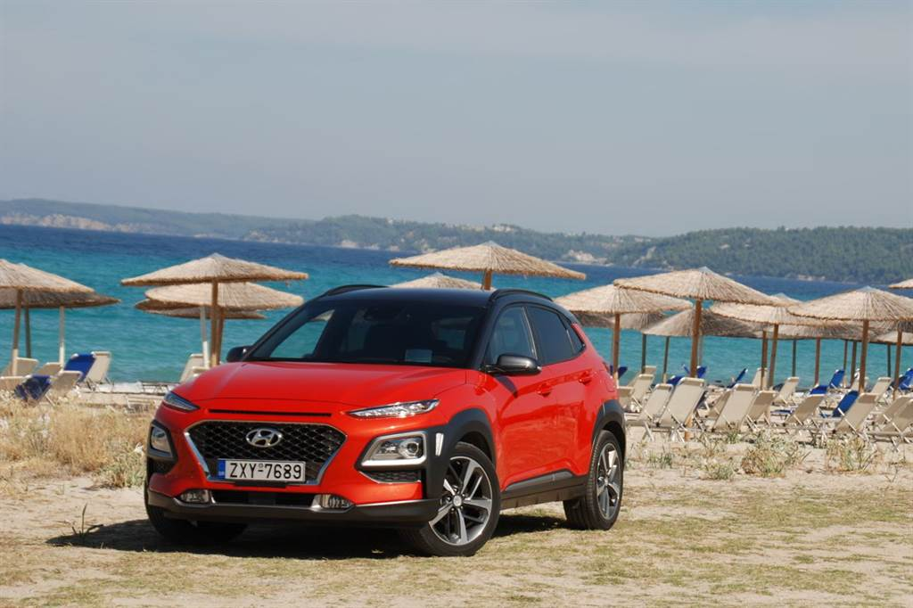 Hyundai Kona 1.0 turbo 120hp
