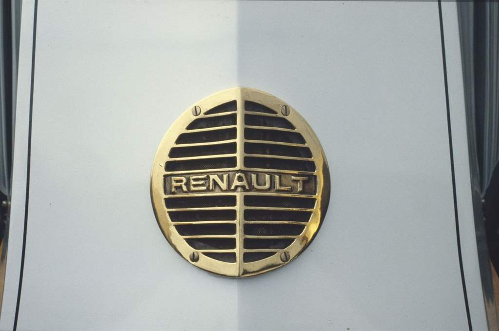 To διαμάντι της Renault