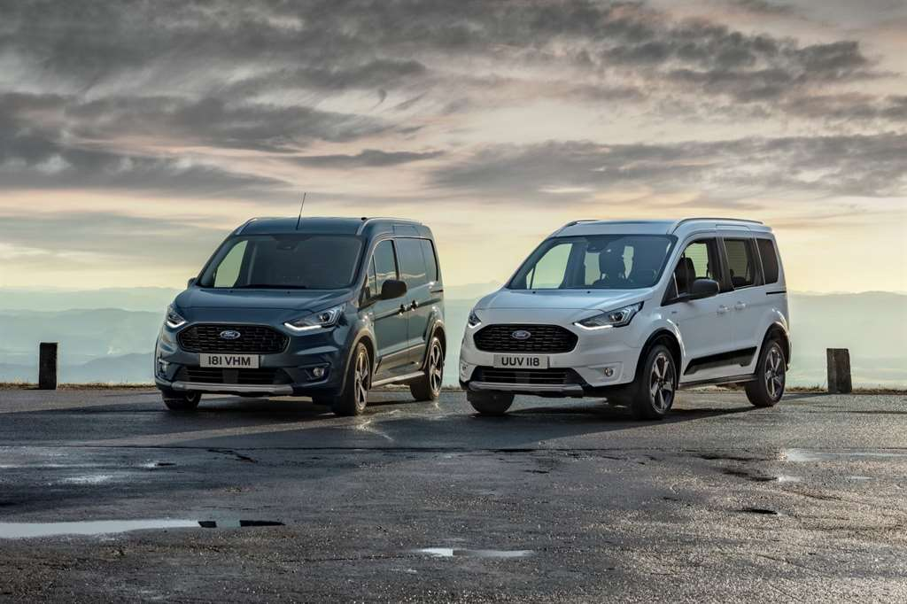 Νέα Ford Tourneo και Transit Connect Active