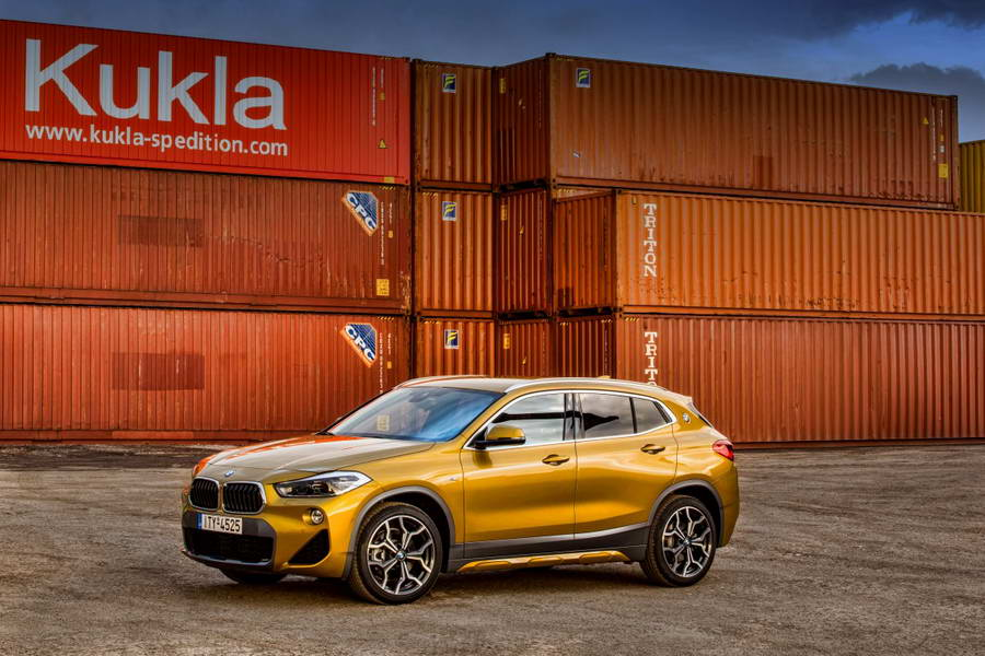 Νέα BMW X2 sDrive18i