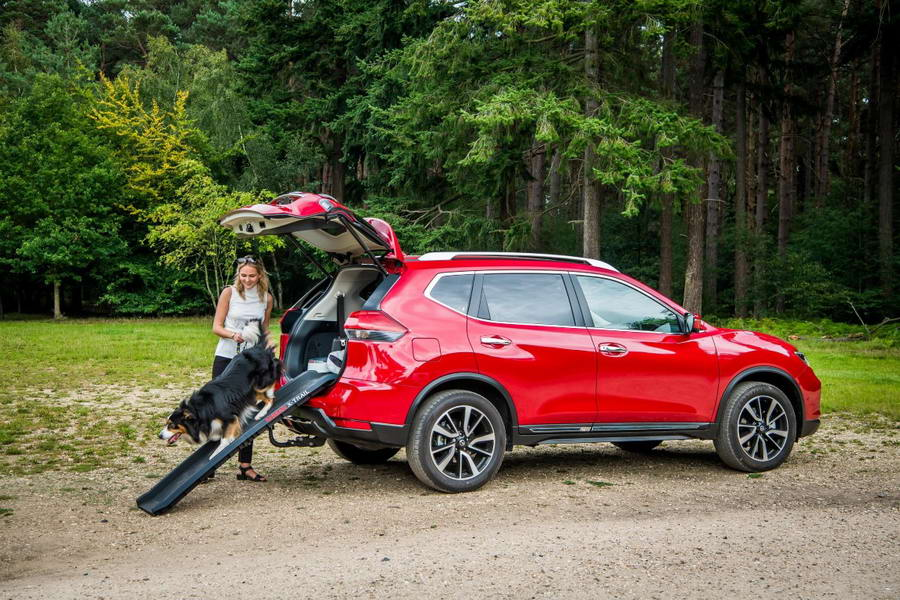 Nissan X Trail Paw Pack