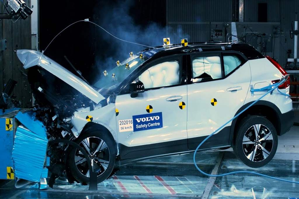50 χρόνια Volvo Cars Safety Centre