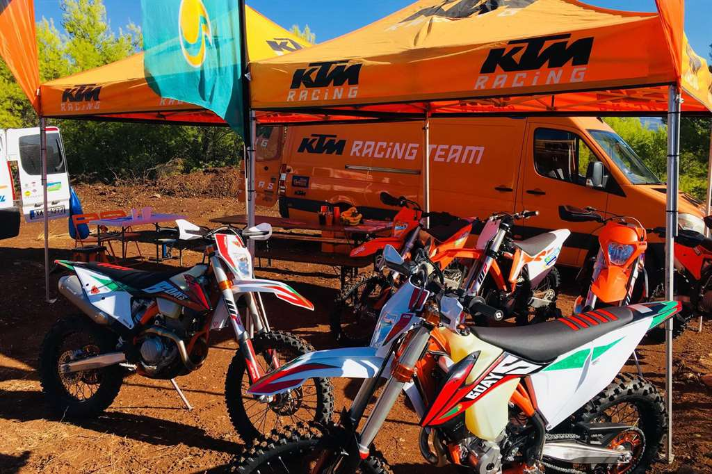 KTM Off Road Days 2019: