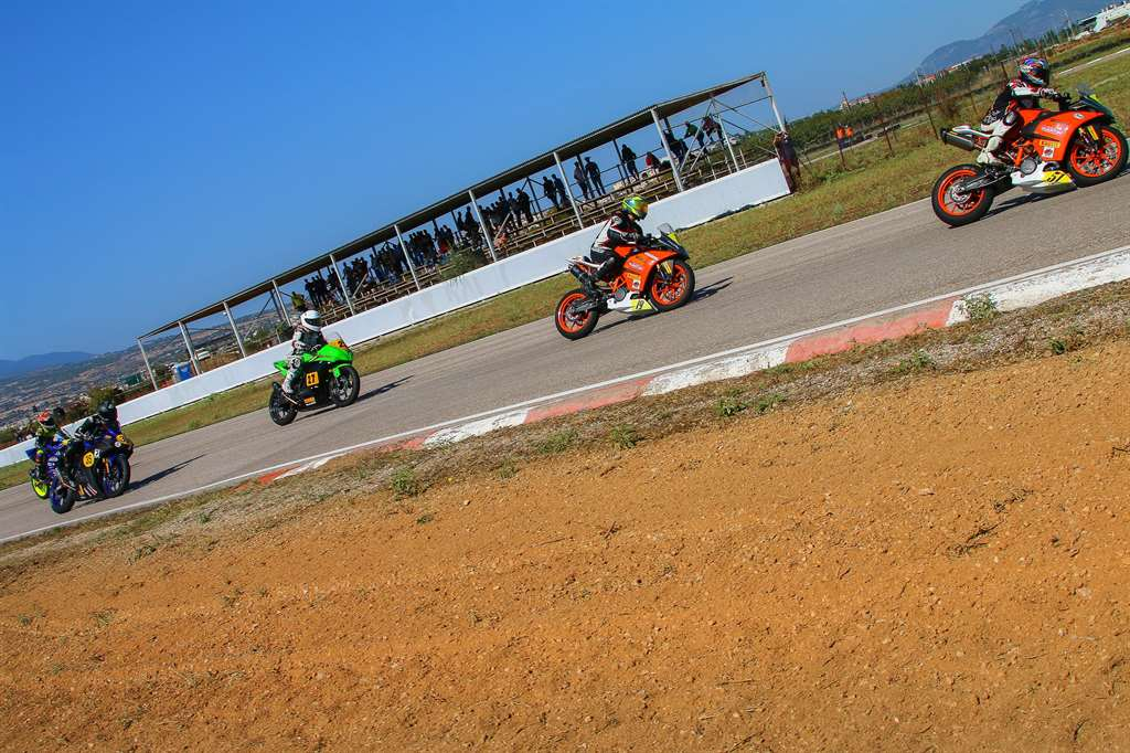 KTM Skourtas racing center