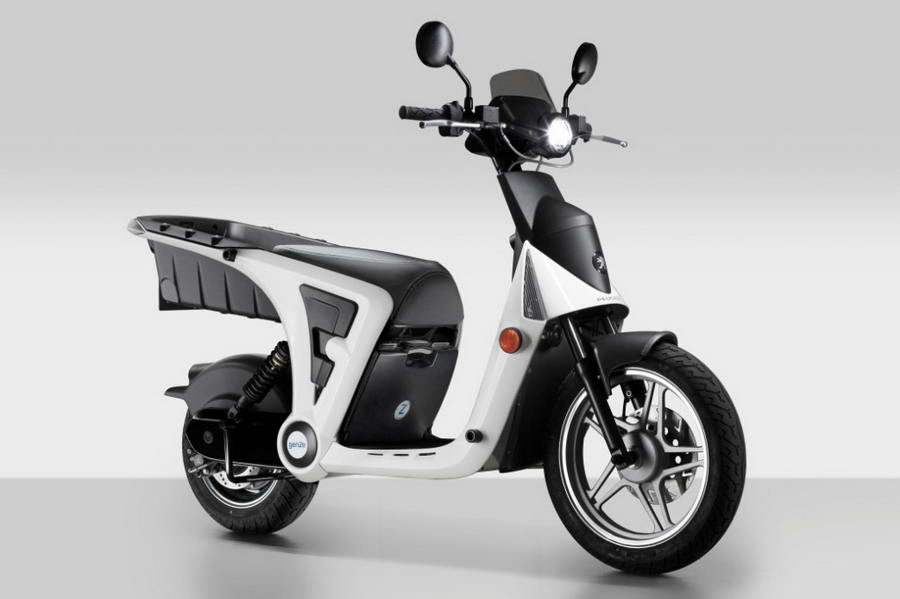 Peugeot Scooters