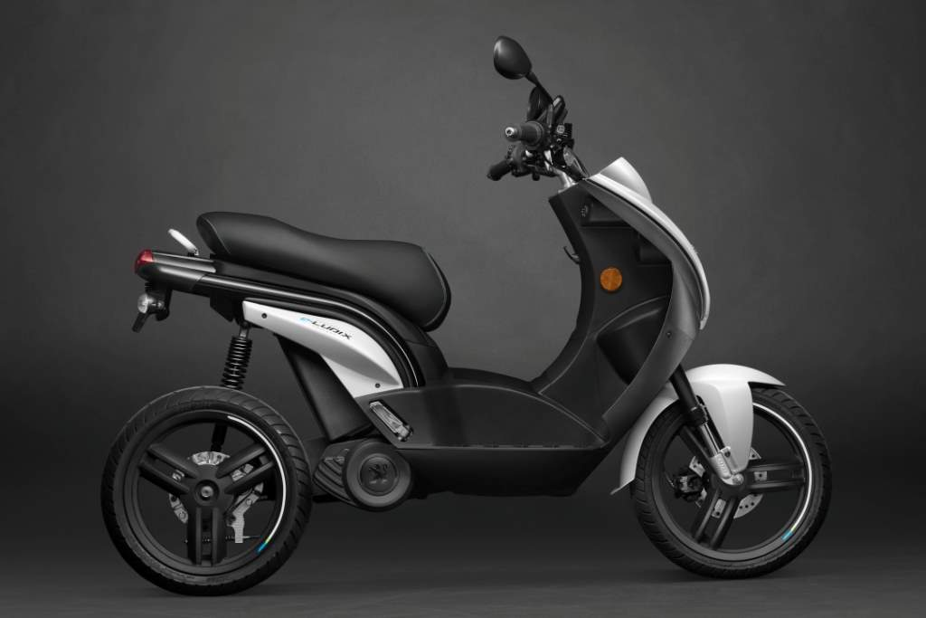 Peugeot Motocycles : Electric Dreams