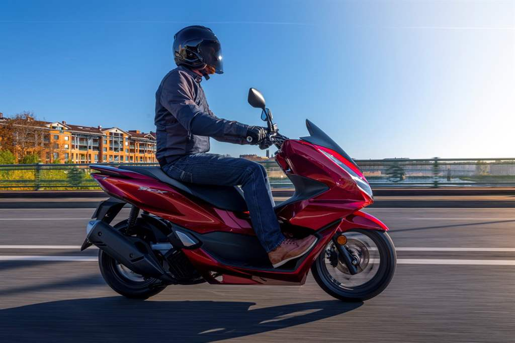 2021 HONDA PCX125 + video