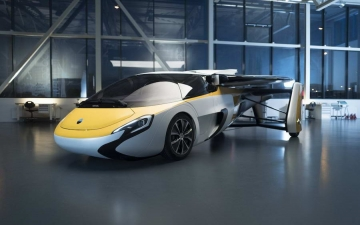 AeroMobil 4,0 Flying Car 10