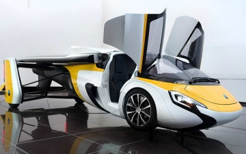AeroMobil 4,0 Flying Car 12