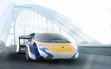 AeroMobil 4,0 Flying Car 13