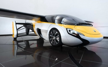 AeroMobil 4,0 Flying Car 14
