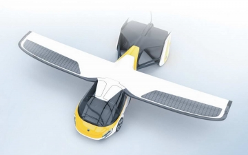 AeroMobil 4,0 Flying Car 15