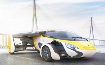 AeroMobil 4,0 Flying Car 16