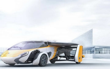 AeroMobil 4,0 Flying Car 17