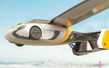AeroMobil 4,0 Flying Car 18