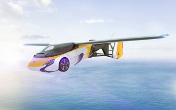 AeroMobil 4,0 Flying Car 19