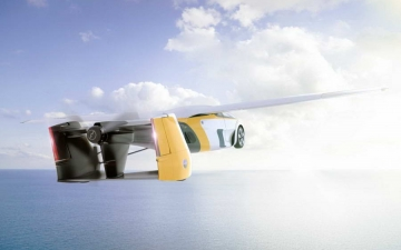 AeroMobil 4,0 Flying Car 20