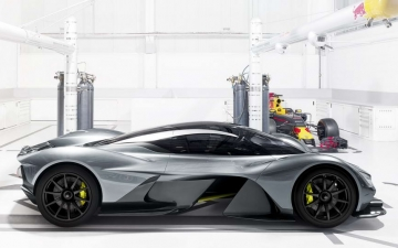 Aston Martin AM RB 001 11