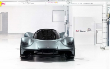 Aston Martin AM RB 001 14
