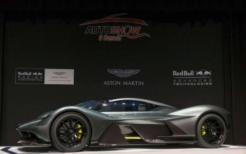 Aston Martin AM RB 001 18