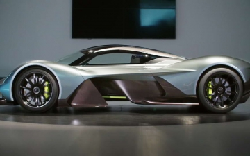 Aston Martin AM RB 001 19
