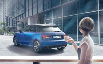 AUDI A1 LIMITED EDITION 01