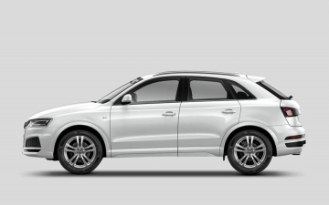 Audi Q3  Limited Edition 04