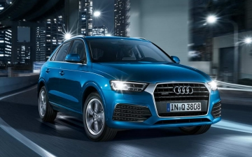 Audi Q3  Limited Edition 06