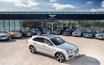 Bentley Bentayga 07