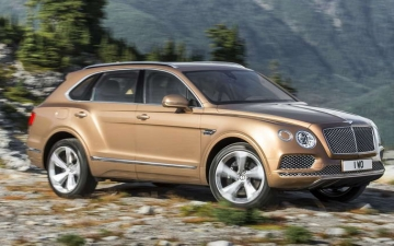 Bentley Bentayga 14
