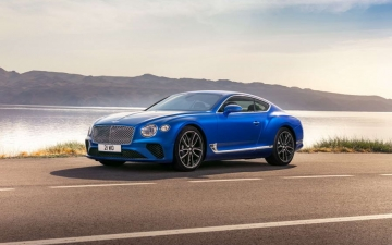 New Bentley Continental GT 15