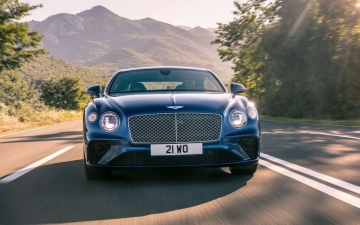 New Bentley Continental GT 17