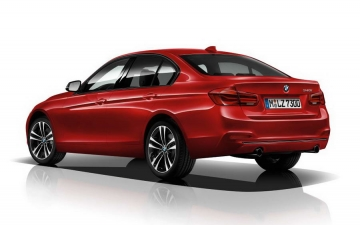 BMW 3 new editions 15