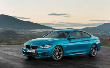 BMW 4 Series new 12